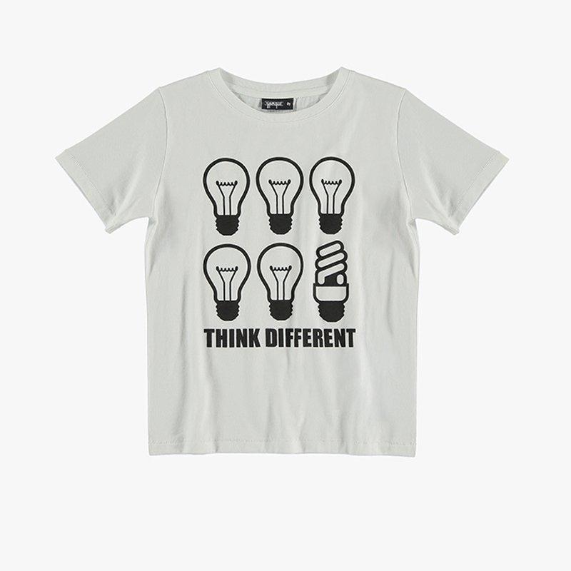 t-shirt menina menino solar muda cor branca Planta Kids 2