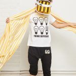 t-shirt menina menino solar muda cor branca Planta Kids 4