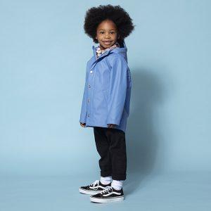 casaco impermeável azul menino menina Planta Kids 1